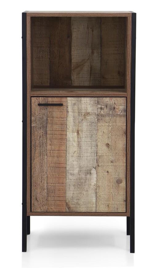 Myro 1 Door Display Cabinet