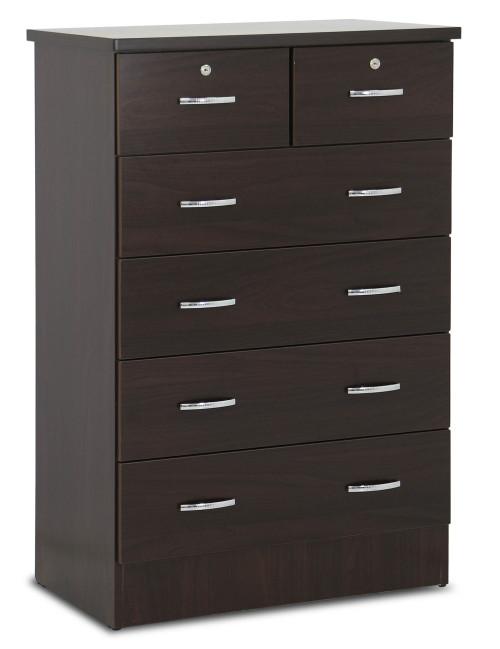 Chest of Drawers DR05 Walnut