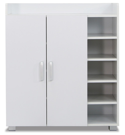 Experion Shoe Cabinet (Snow White)