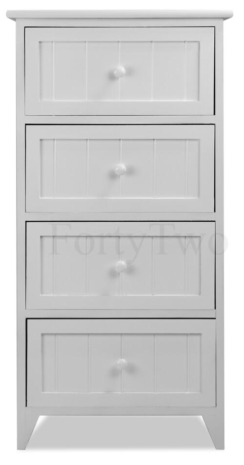 Clover 4 Drawer Storage Unit