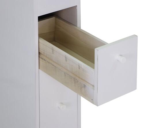 slim bathroom storage cabinet furniture home d cor fortytwo. Black Bedroom Furniture Sets. Home Design Ideas