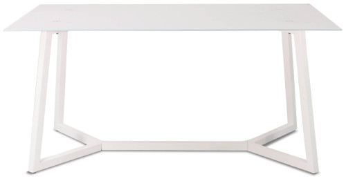 Jantar Dining Table White