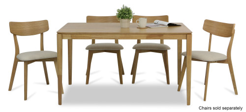 Royce Dining Table Oak Furniture Home D Cor Fortytwo