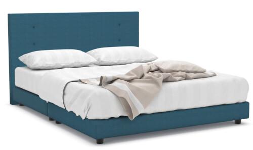 Aeron Fabric Bed Frame