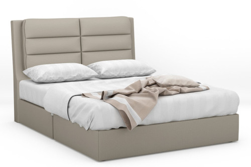 Zathlab Fabric Bed Frame
