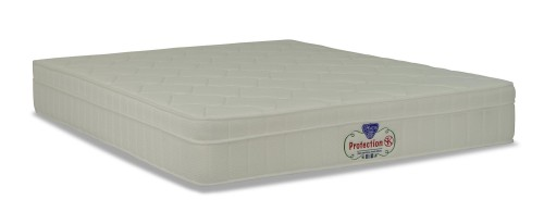 Protection Pocketed Spring Mattress With Foam Box
