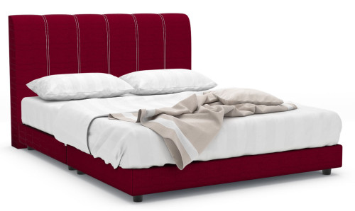 Rickey Fabric Bed Frame