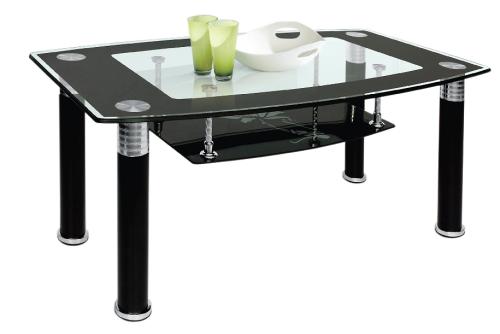 Hanya Coffee Table in Black
