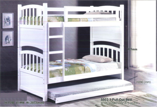 Valencia double decker bed furniture home d cor fortytwo - Double decker bed ...