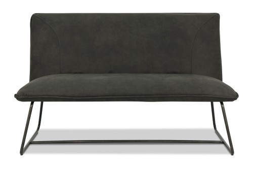 Antika 2 Seater Sofa (Licorice)