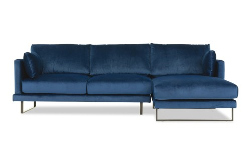 Bernicia 3 Seater L Shape-Rest Section on LEFT Side when Seated (Nile)