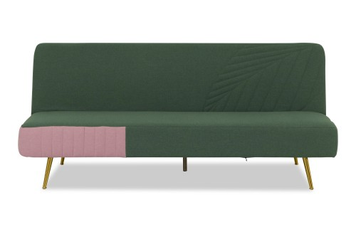 Musa Sofa Bed (Emerald Green)