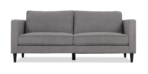 Fabian 3-Seater Sofa (Grey)