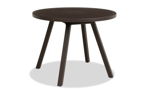 Ninette Table in Coffee