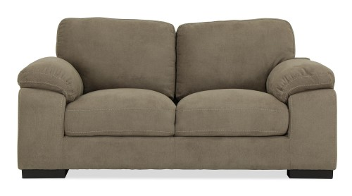 Elvina 2-Seater Sofa (Taupe)