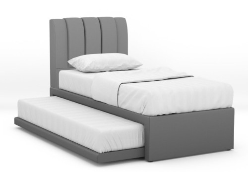 Medtax 2 In 1 Fabric Bed (Single)