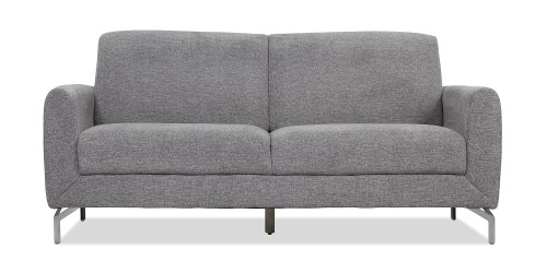 AS-IS Clearance: Laurentinus 3-Seater Sofa (Grey) RR35777
