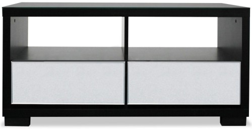 Lino TV Rack Black 100cm