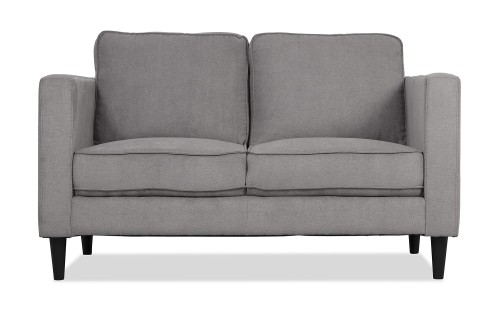 Fabian 2-Seater Sofa (Grey)