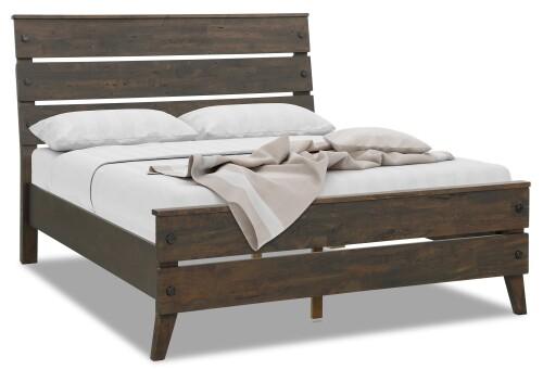 Hawaii Queen Bed