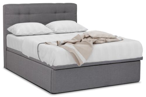 Marine Fabric Storage Bedframe