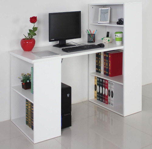 Bais Desk with Shelf