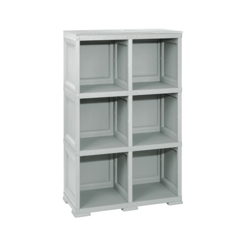 Omnimodus 3 Tier Shelving Unit