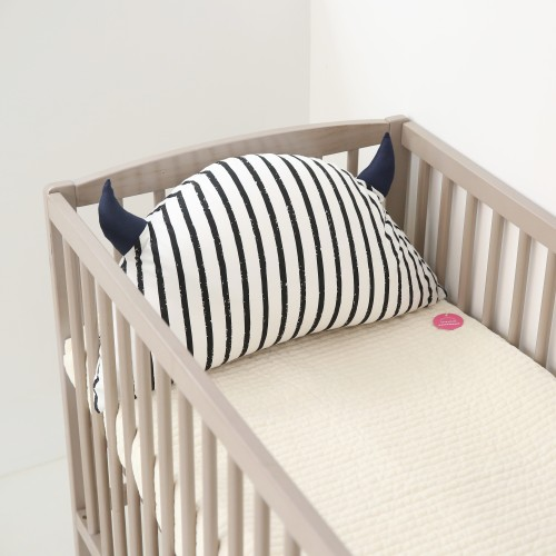 Kids Striped Back Rest Cushion