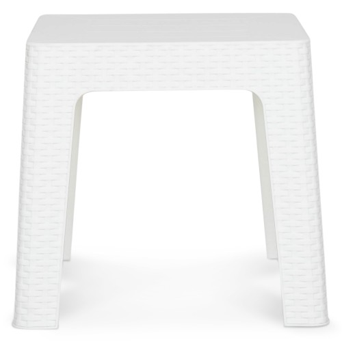 Kaede Coffee Table White
