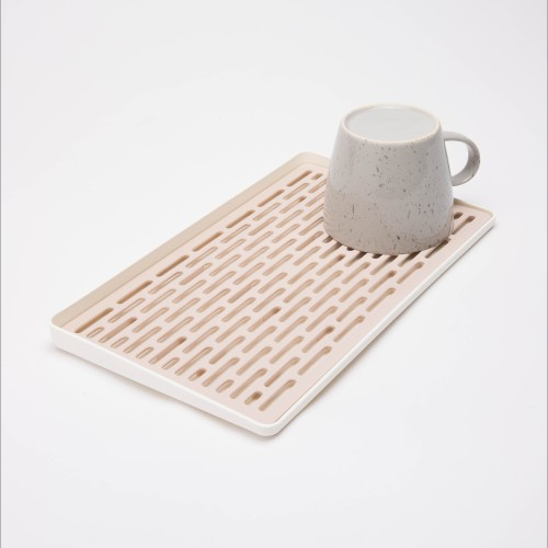 Ayva Draining Mat L (Peach)