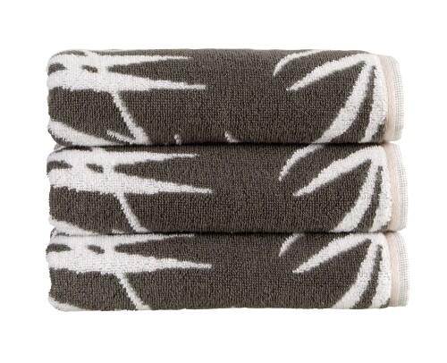 Christy Bamboo Bath Towel (Granite)