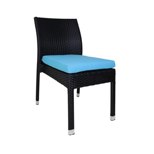Casa Chair Blue Cushion