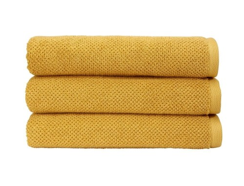 Christy Brixton Bath Towel (Saffron)