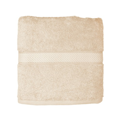 Suzanne Sobelle by Charles Millen Combed Cotton Towel (Sand)