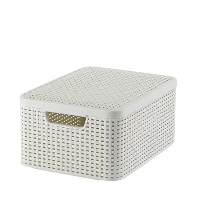 Style Box M V2 + Lid White