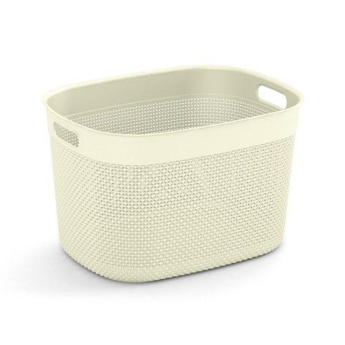 Filo Basket XL (Romantic Ivory)