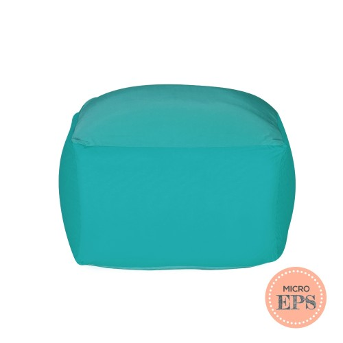 Flexa spandex bean bag by SG Beans (Teal, Micro EPS beans filling)