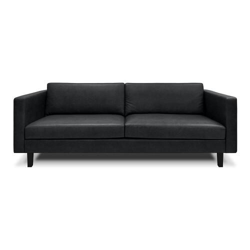 Hammond 3 Seater Sofa (Black)
