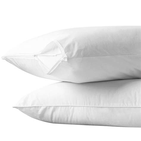 Oculus Living - Royal Hotel Collection Heavenly Microfiber Pillow Protector