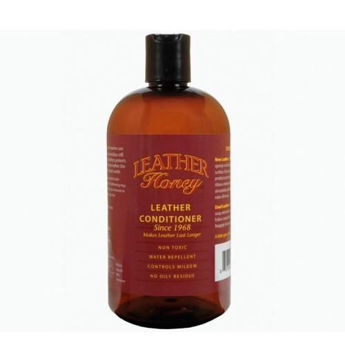 Leather Honey Leather Conditioner Pint 16oz