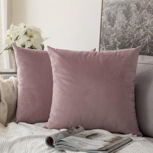 Edyth Cushion (Pastel Pink)