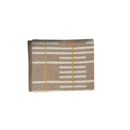 MH Enzo Jacquard Hand Towel (Brown)