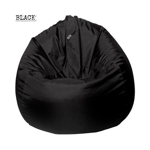 Plop BeanBag Jet Black By doob