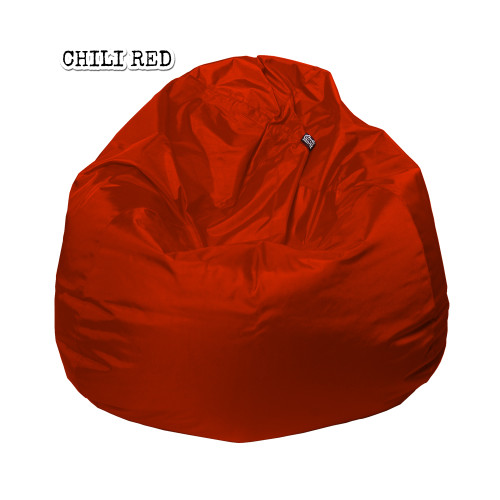 Plop BeanBag Chili Red By doob
