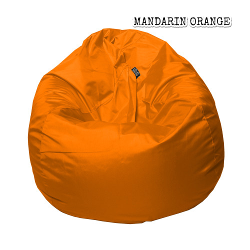 Plop BeanBag Mandarin Orange By doob