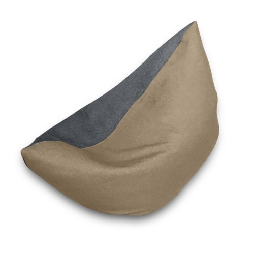 Polly Bean Bag in Beige