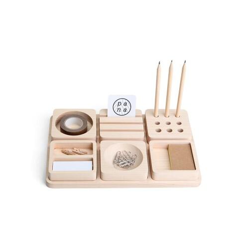 Tofu: Stationery Set (Maple) by Pana Object