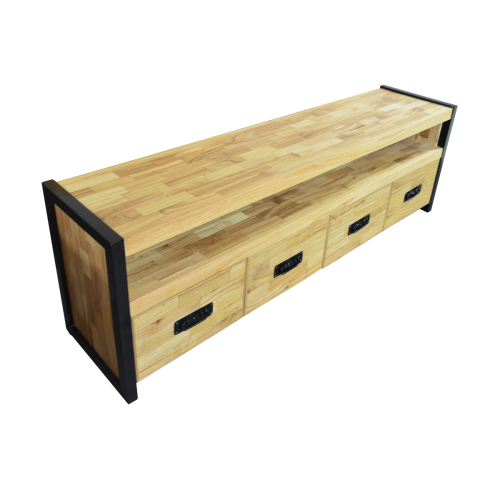 TV Console - Industrial 180