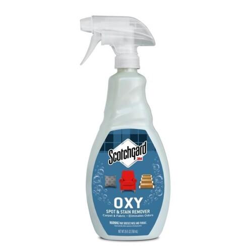 3M ScotchGard™ 1026C OXY Spot & Stain Remover for Carpet 26OZ