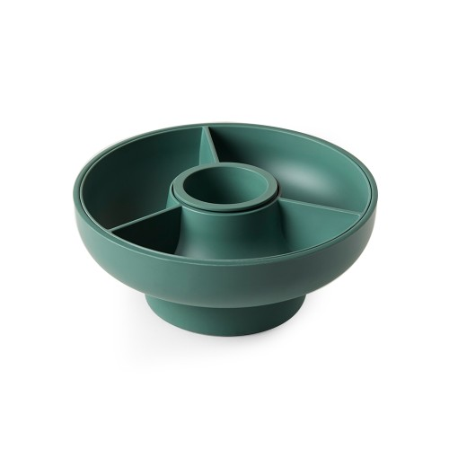 Hoop - Serving Bowl (Olive) by OMMO